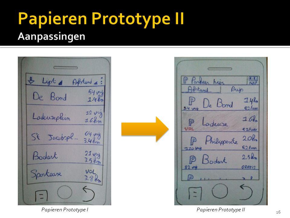 Papieren Prototype IPapieren Prototype II 16