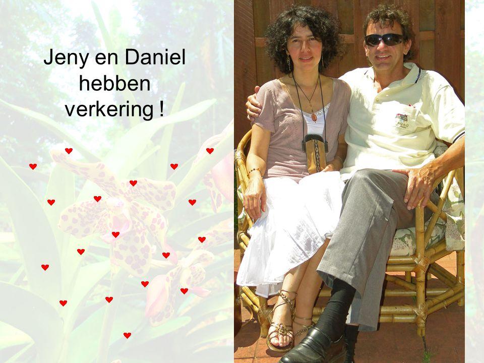 Jeny en Daniel hebben verkering !
