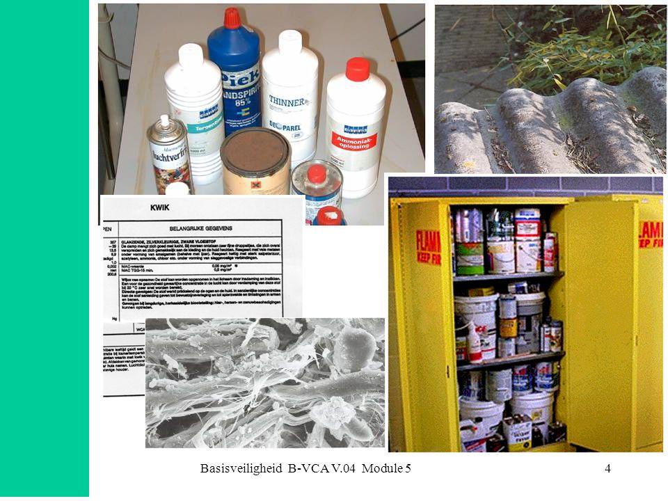 5 Wat zijn gevaarlijke stoffen.
