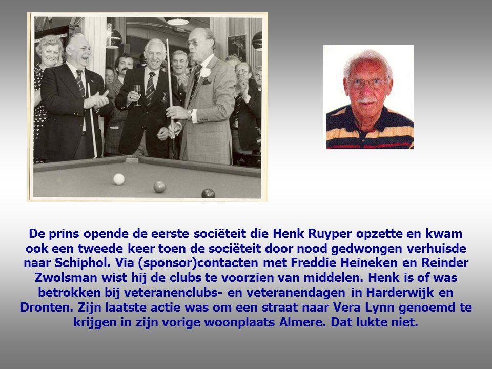 Iets over Henk: 'Wat ik heb meegemaakt is met geen pen te beschrijven. Ik ben geen held. Wat ik gedaan heb is niet belangrijk.' De onderscheidingen di