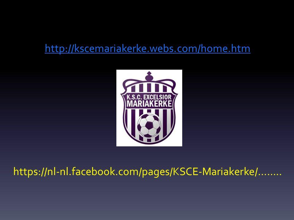 http://kscemariakerke.webs.com/home.htm https://nl-nl.facebook.com/pages/KSCE-Mariakerke/……..