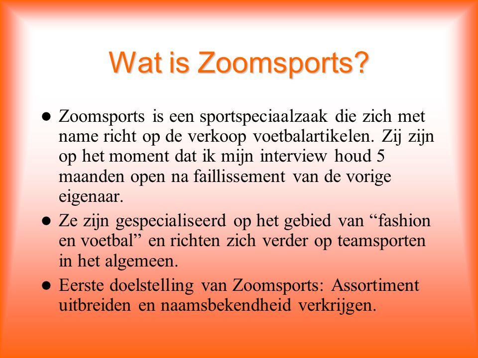 Wat is Zoomsports.