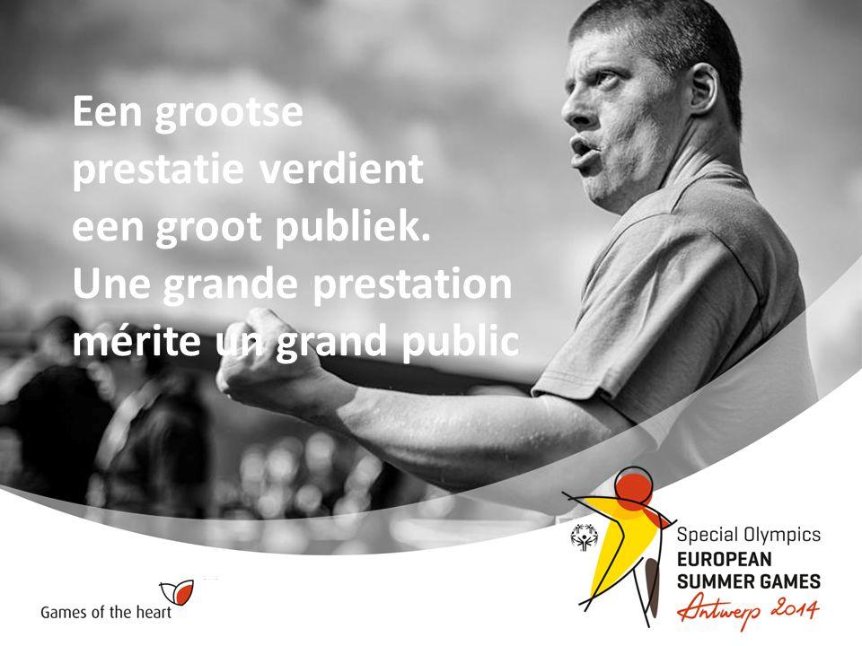 SPECIAL OLYMPICS Special Olympics (SO) is een internationale organisatie, actief in 178 landen.