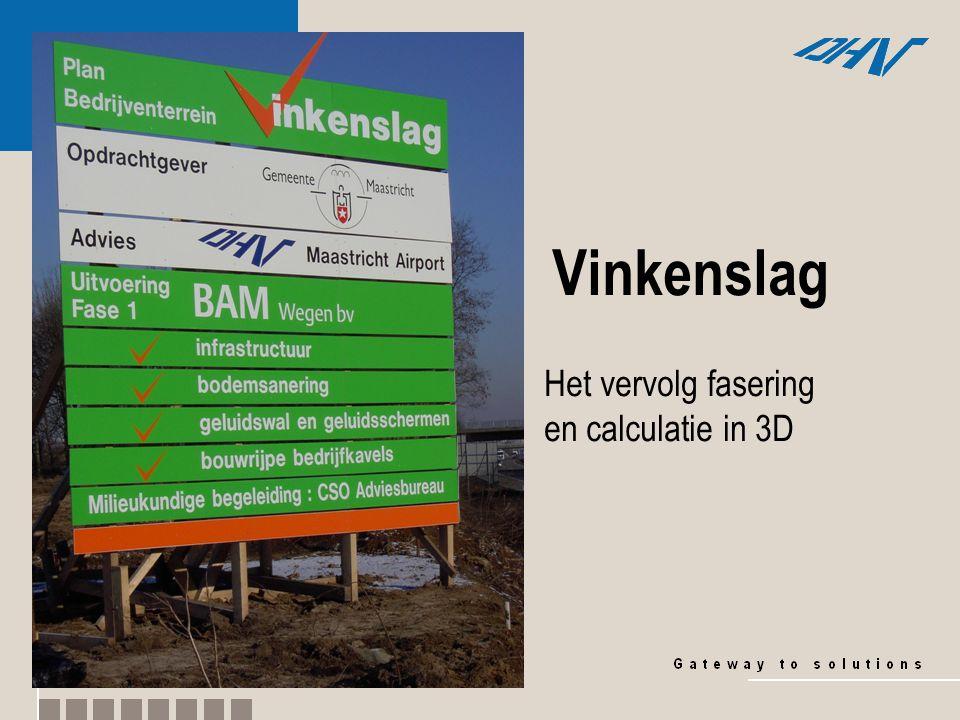 Beleidskeuzes 1.Kern grondwal heeft overcapaciteit voor 11.575 m3 (vuil) 2.Vulling kerngrond met CAT1, aanvoer van elders .