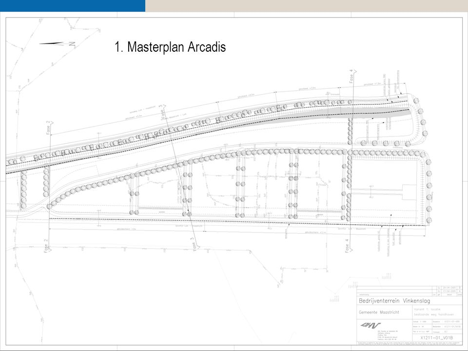 1. Masterplan Arcadis
