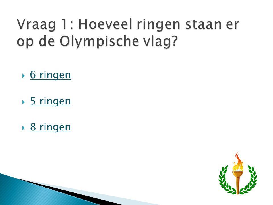 De derde gouden medaille is binnen!