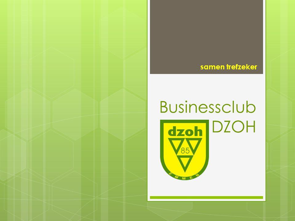 Businessclub DZOH samen trefzeker