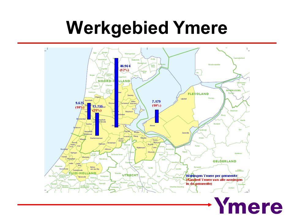 Werkgebied Ymere