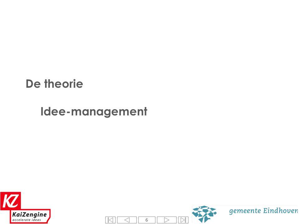 6 De theorie Idee-management 6