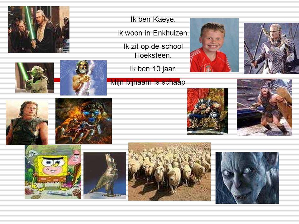 Naam:Jordi Schoonhoven 9 jaar enkhuizen Jordi_Ajax@quicknet.nl Voetbal bij v.v.dindua Ik ben een jongen Ik zit in 6b Mijn hobby's zijn voetbal en tenn