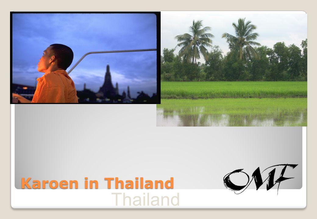 Karoen in Thailand Thailand