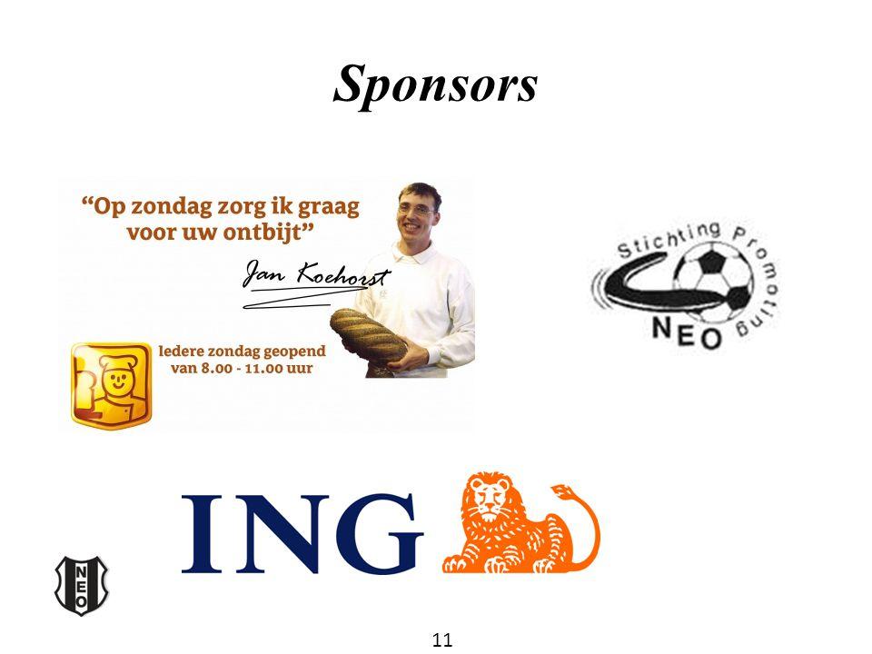 Sponsors 11