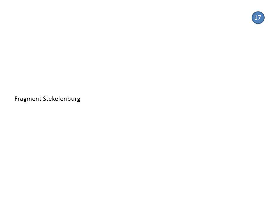 Fragment Stekelenburg 17