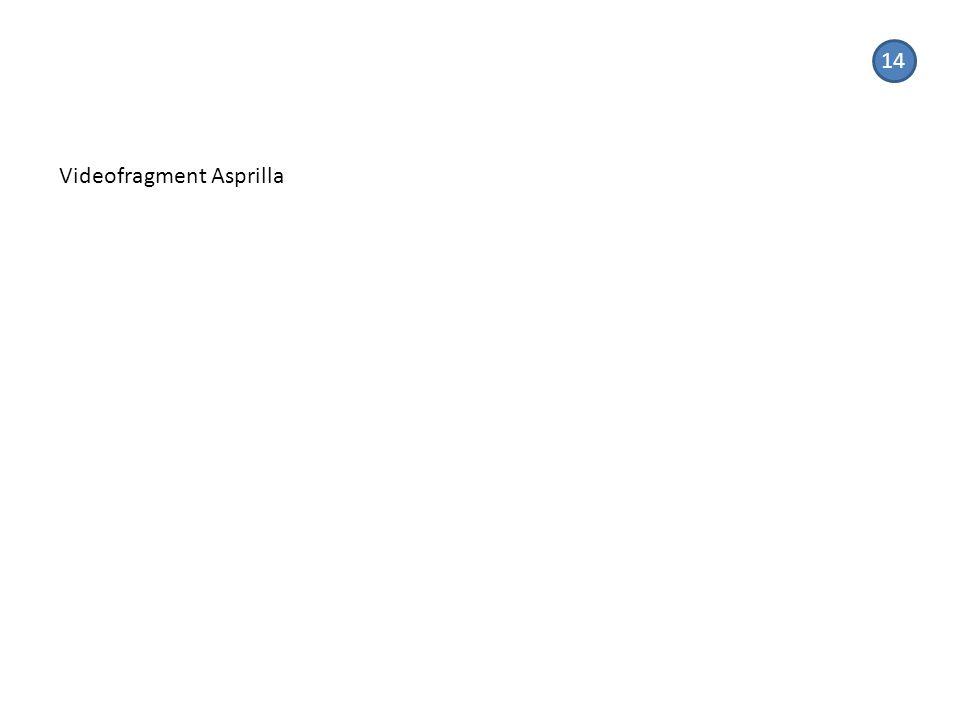 Videofragment Asprilla 14