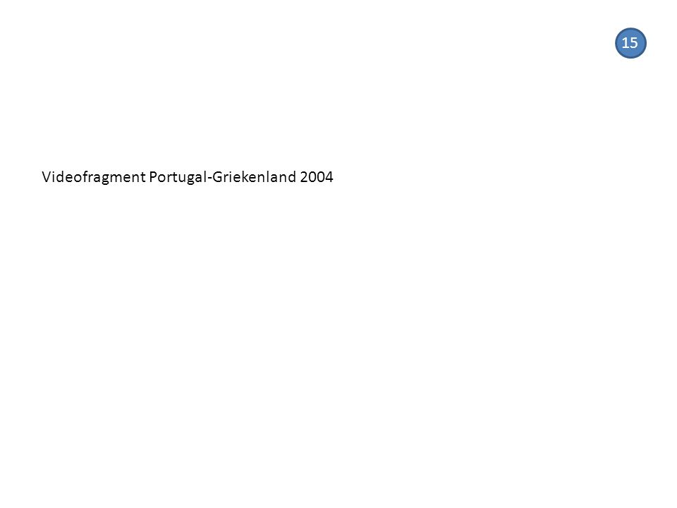 Videofragment Portugal-Griekenland 2004 15