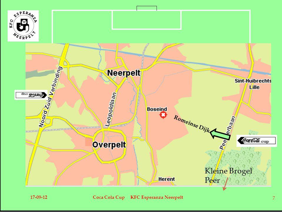 Romeinse Dijk 17-09-12Coca Cola Cup KFC Esperanza Neerpelt 7 Kleine Brogel Peer