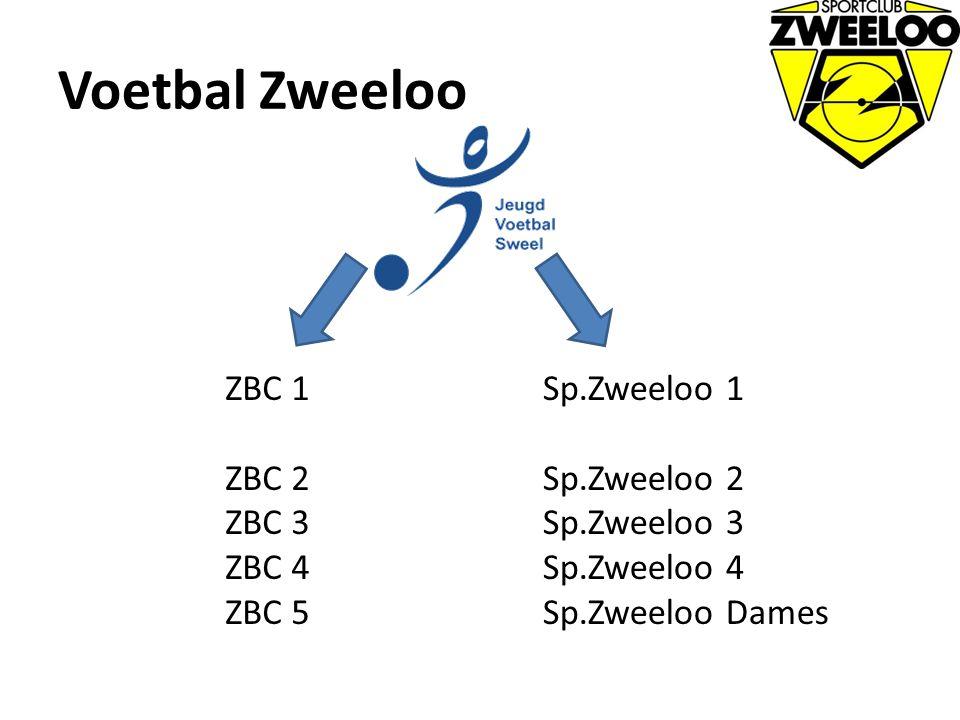 Voetbal Zweeloo ZBC 1 ZBC 2 ZBC 3 ZBC 4 ZBC 5 Sp.Zweeloo 1 Sp.Zweeloo 2 Sp.Zweeloo 3 Sp.Zweeloo 4 Sp.Zweeloo Dames