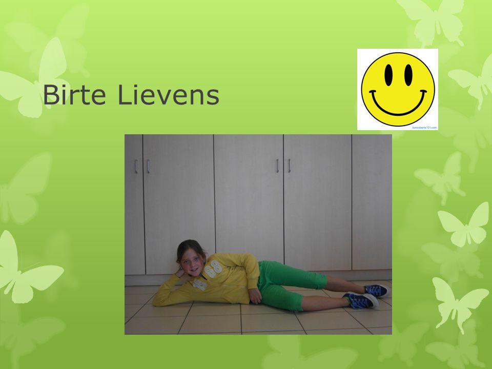 Name: Lobke Vandevelde Woonplaats: Kapellestraat in Welle Hoeveel jaartjes:11