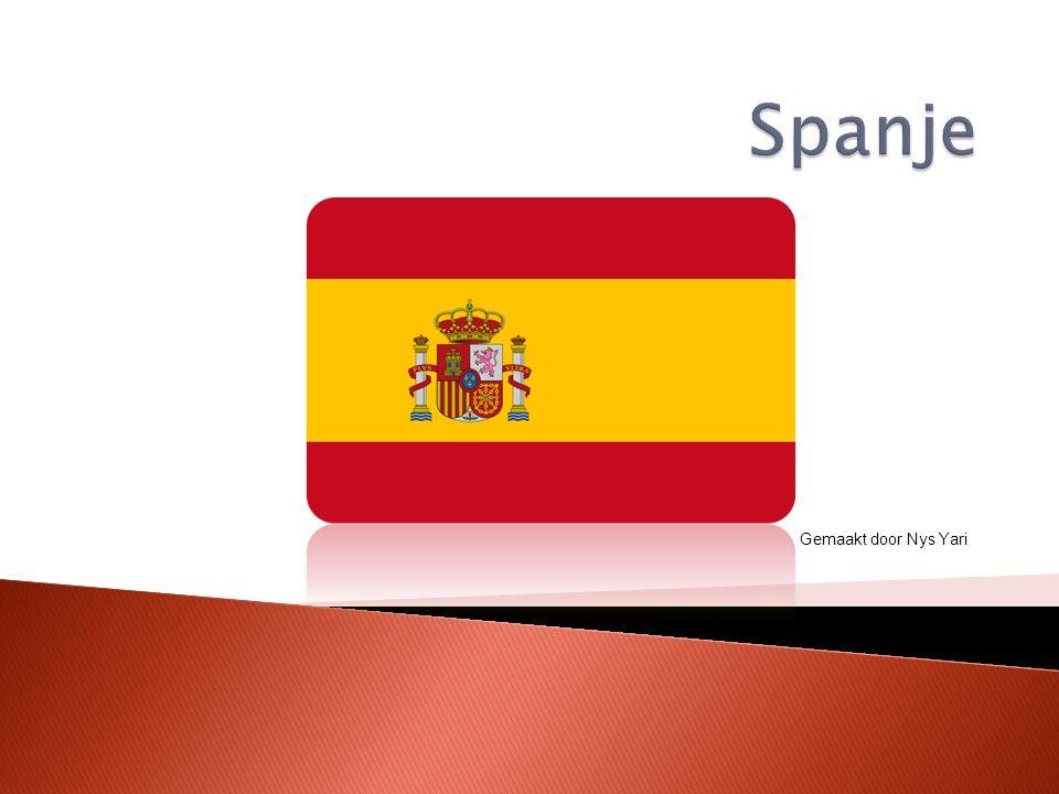 Dit was mijn powerpoint over Spanje