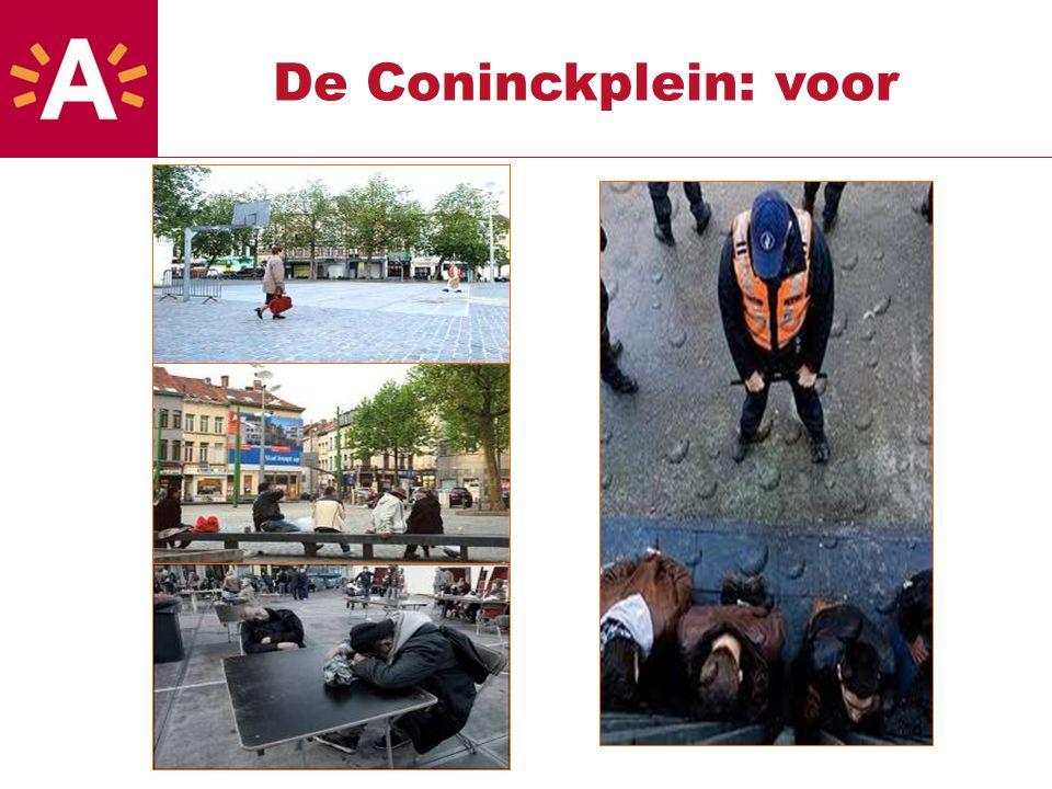 De Coninckplein: voor