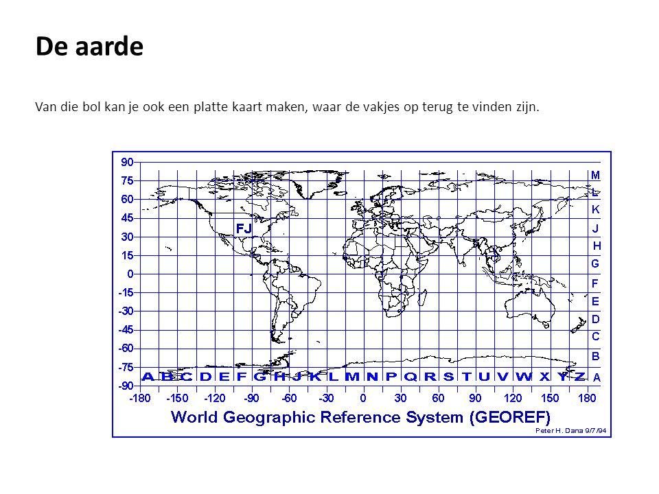 Hoeveel graden is het als je heel de aarde rond gaat.