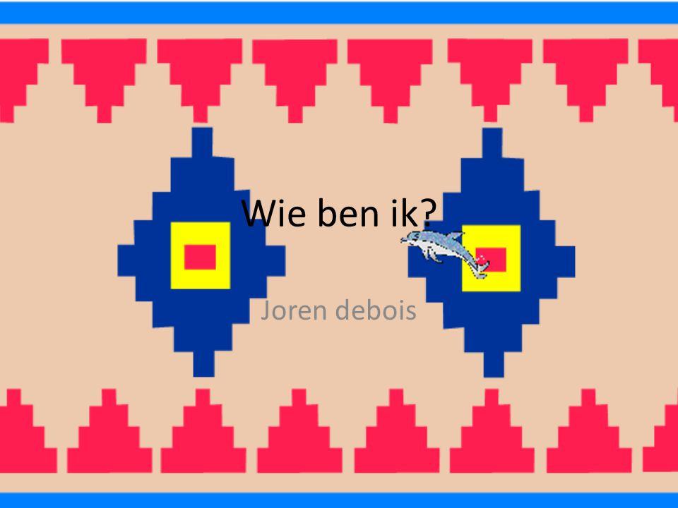In't kort Naam: joren debois Geboortedatum: 28/9/1997 Woonplaats:berlare School: Hemaco Leerjaar: ga naar het 1 ste middelbaar