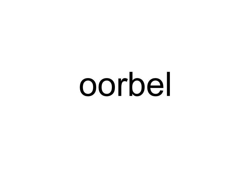 oorbel