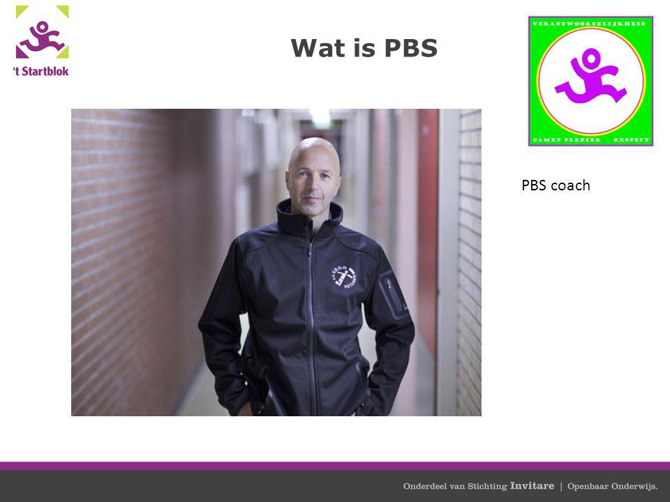 Wat is PBS PBS coach
