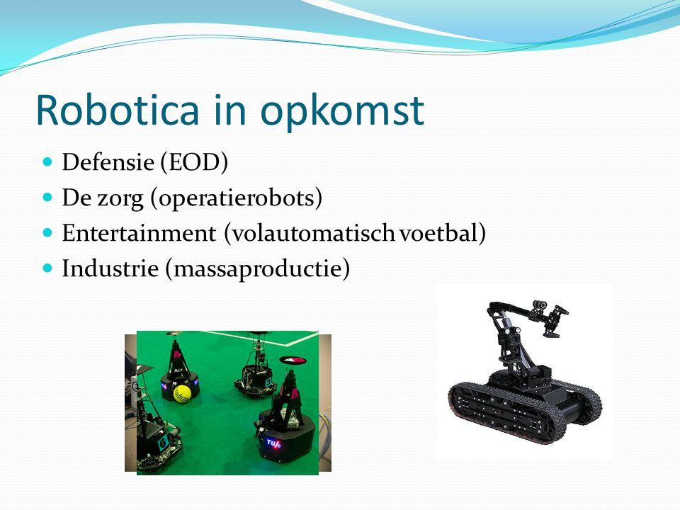 Ons onderzoek Eigen robotarm Sorteert legoblokjes op kleur Aansturing van de robot Beeldherkenning