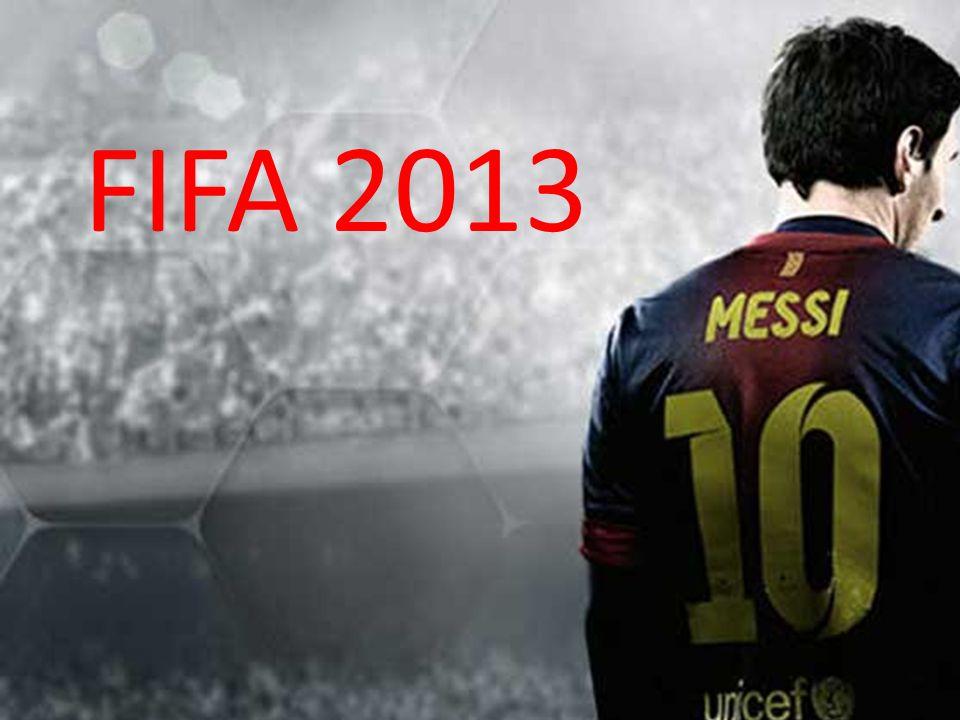 FIFA Is een voetbalspel Spelen online, tegen elkaar of voor de fun alleen Alle professionele internationale ploegen & spelers