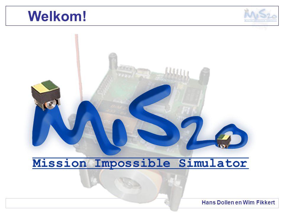 2 Juli 2003Mission Impossible Simulator2/17 De presentatie Wat is robot voetbal.