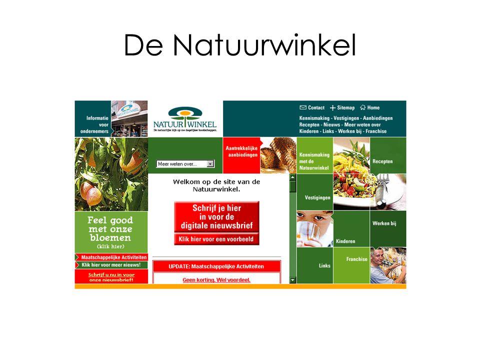 De Natuurwinkel