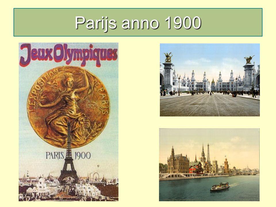 Parijs anno 1900