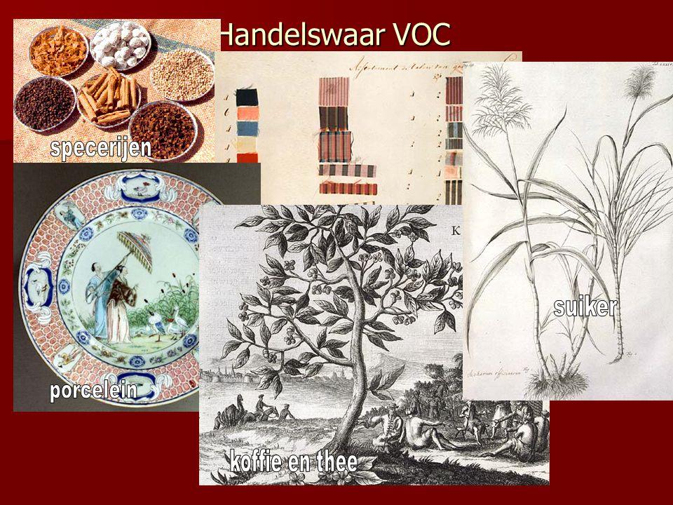 Handelswaar VOC