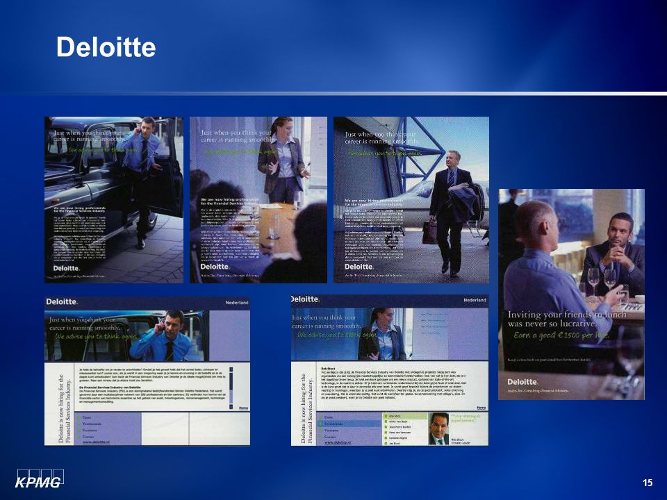 15 Deloitte
