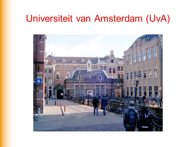 Universiteit van Amsterdam (UvA)