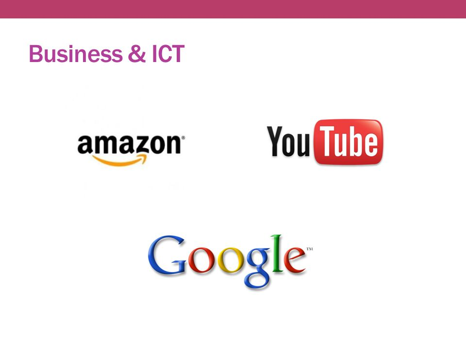 Business & ICT