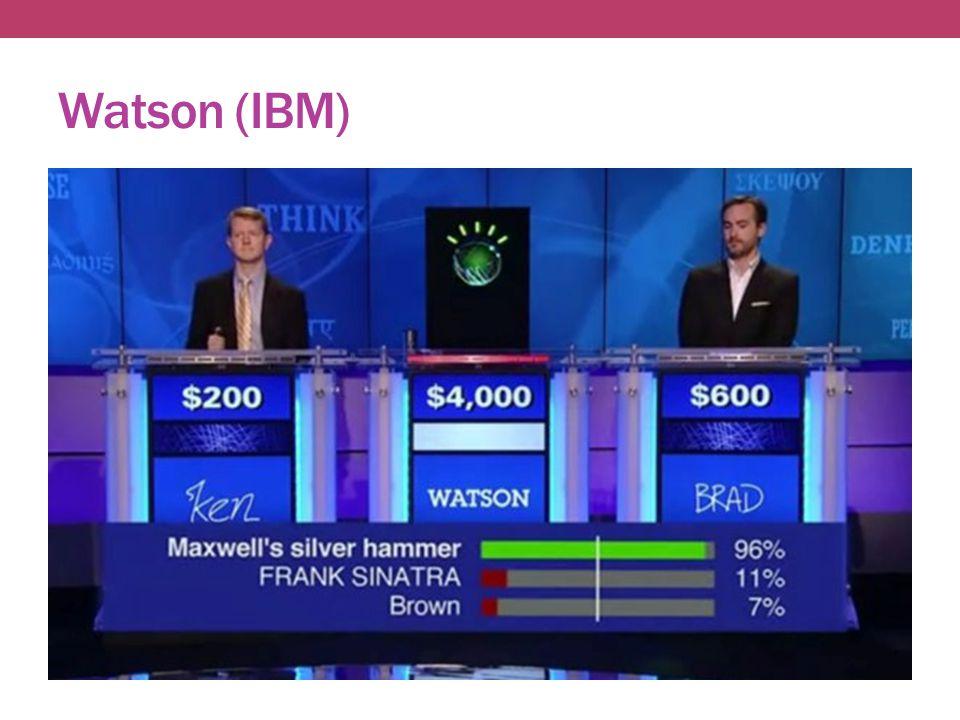 Watson (IBM)