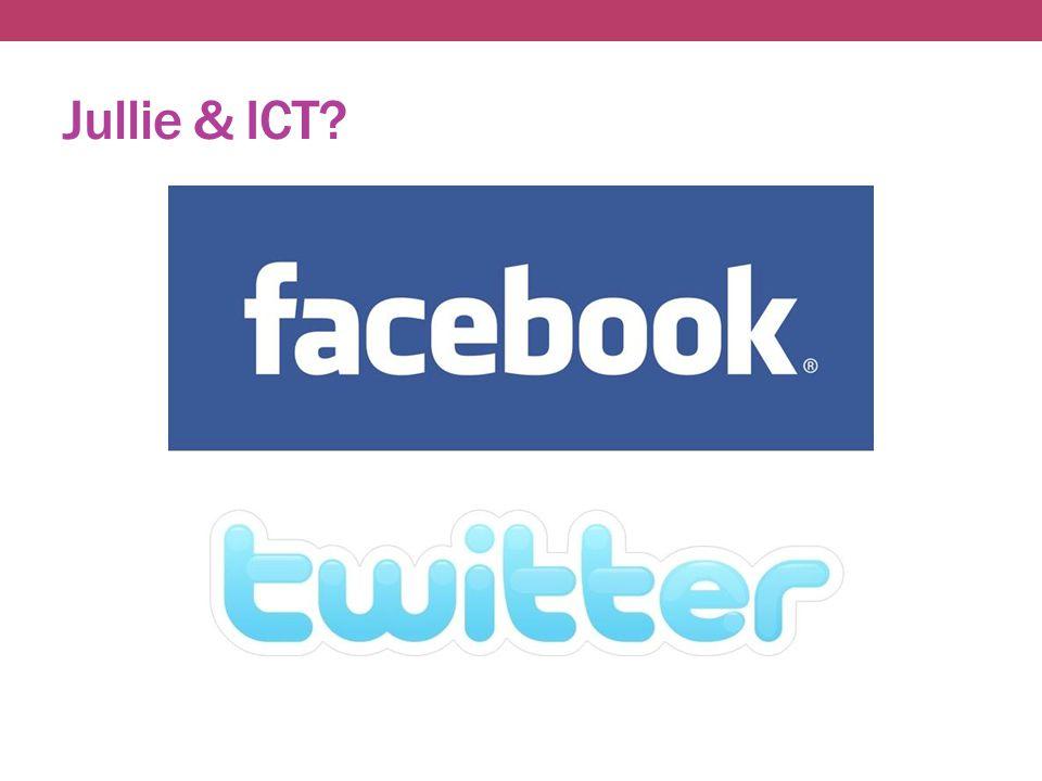 Jullie & ICT?