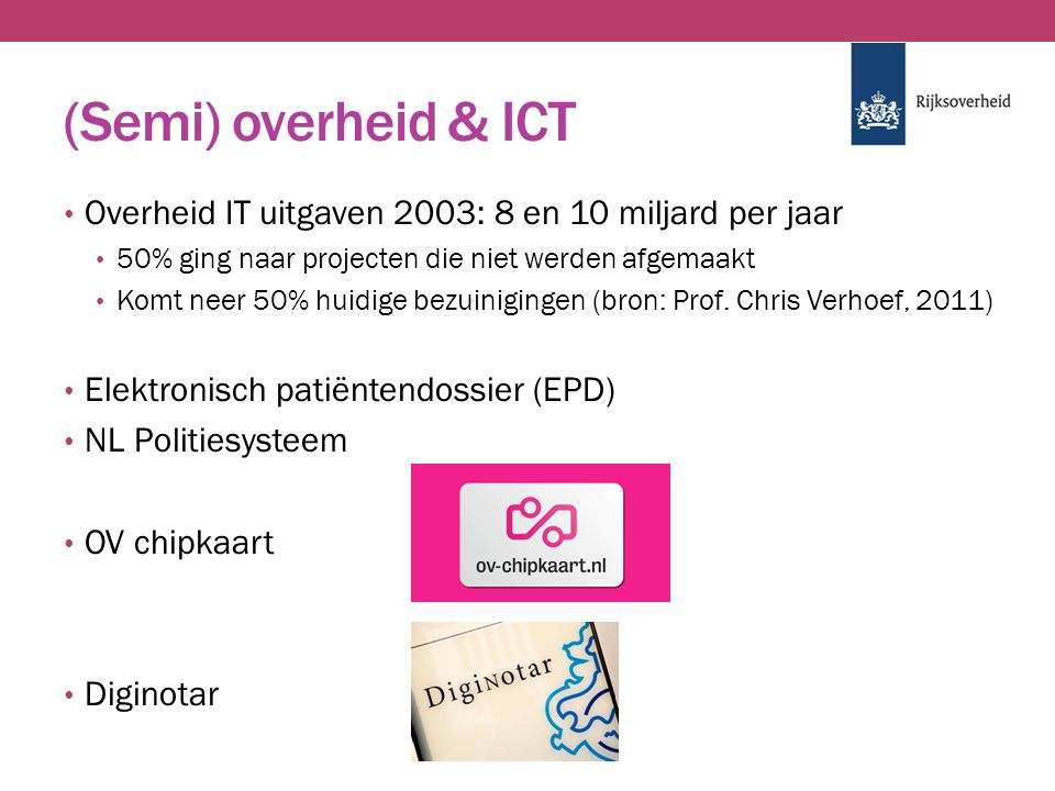 Problem for companies Ittoo & Wortmann, 2011