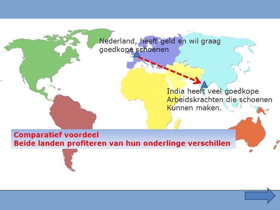 De flexibilisering heeft geleid tot een enorme groei van de wereldhandel.