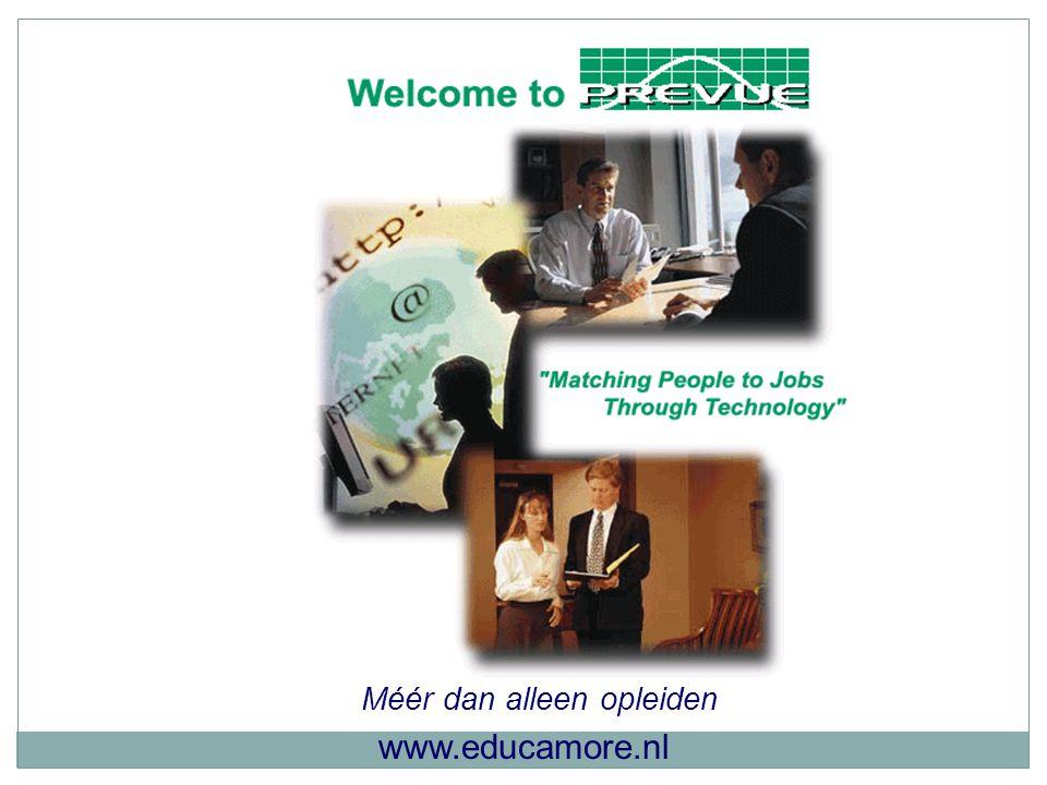 Méér dan alleen opleiden www.educamore.nl
