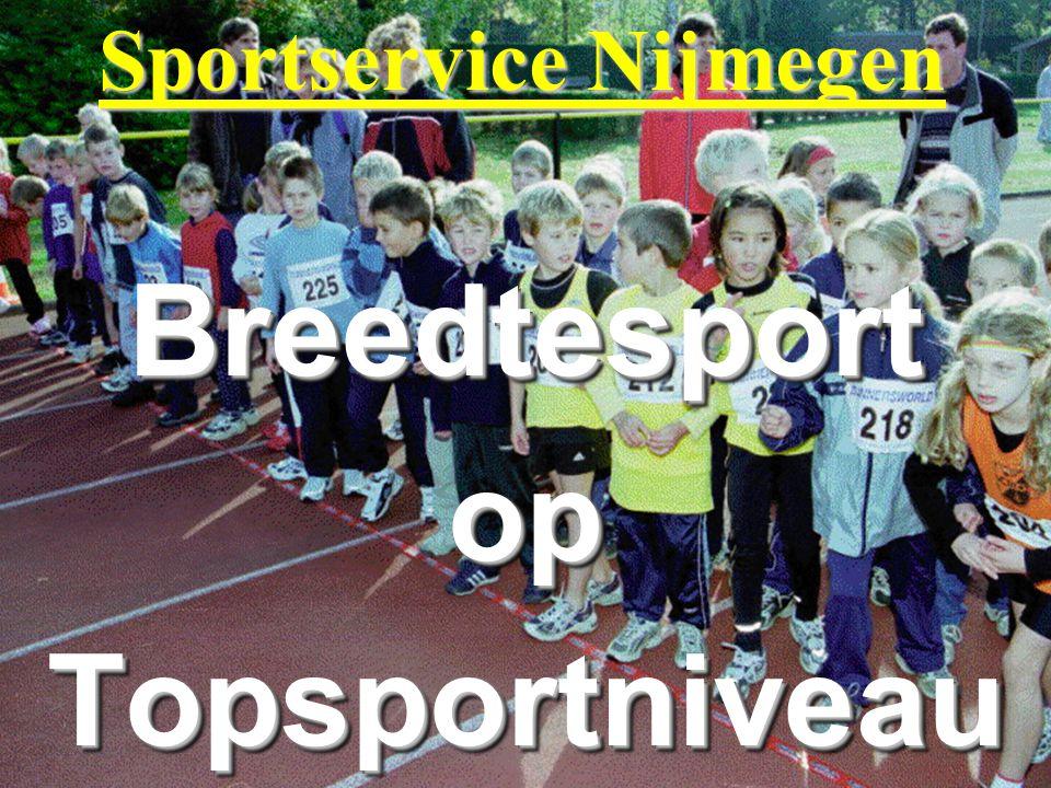 Aandachtspunten tijdelijke subsidiestroom concurrentie van sportverenigingen afstemming sport als doel en sport als middel functie vraagt veel van sportdocent