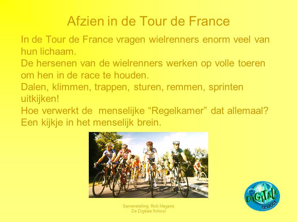 Samenstelling: Rob Megens De Digitale School 1999 t/m 2005: Lance Armstrong – 2003 In 2003 startte Lance Armstrong weliswaar opnieuw als favoriet, maar vanaf de eerste dag werd duidelijk, dat hij niet lekker in zijn vel zat.