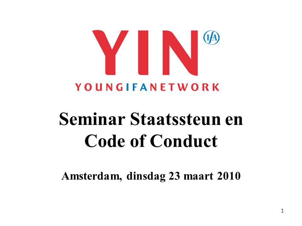 22 EU Staatssteun – inleiding en recente ontwikkelingen Raymond Luja, Universiteit Maastricht / Loyens & Loeff