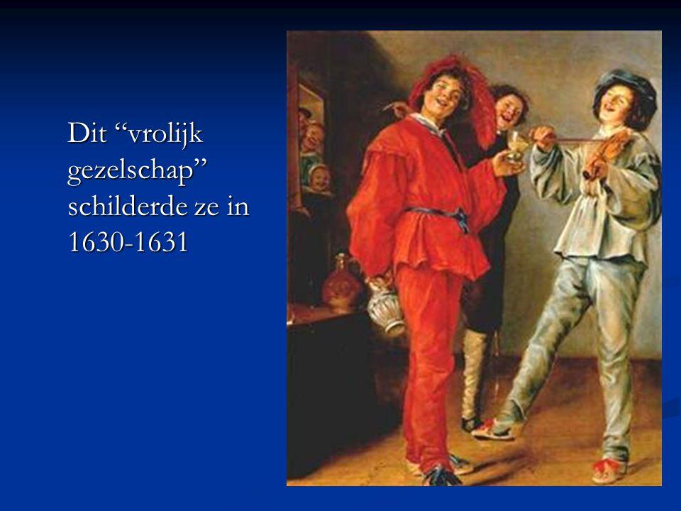 Judith Leyster (1609 – 1660) is de bekendste vrouwelijke schilder uit de Nederlandse Gouden Eeuw.