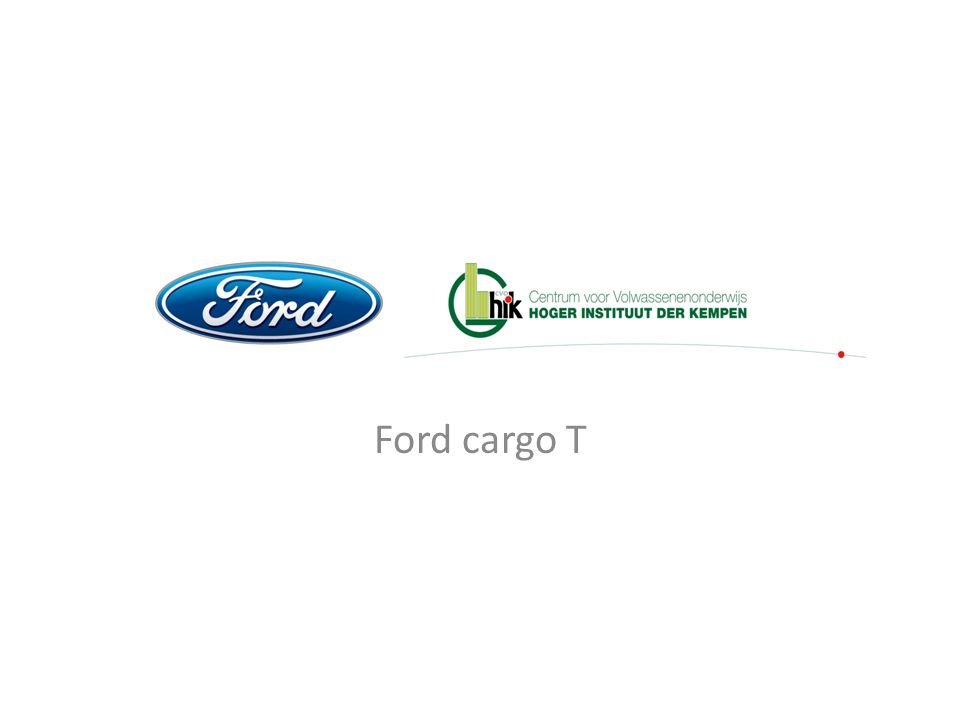 Ford cargo T