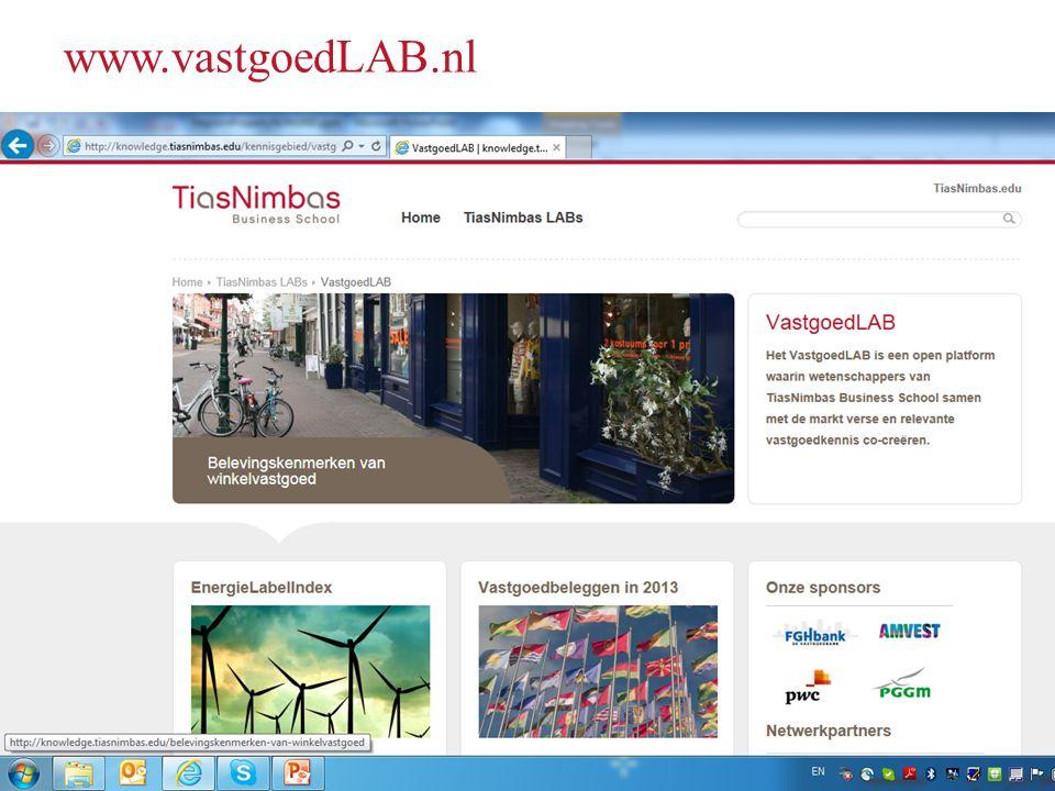 www.vastgoedLAB.nl 21