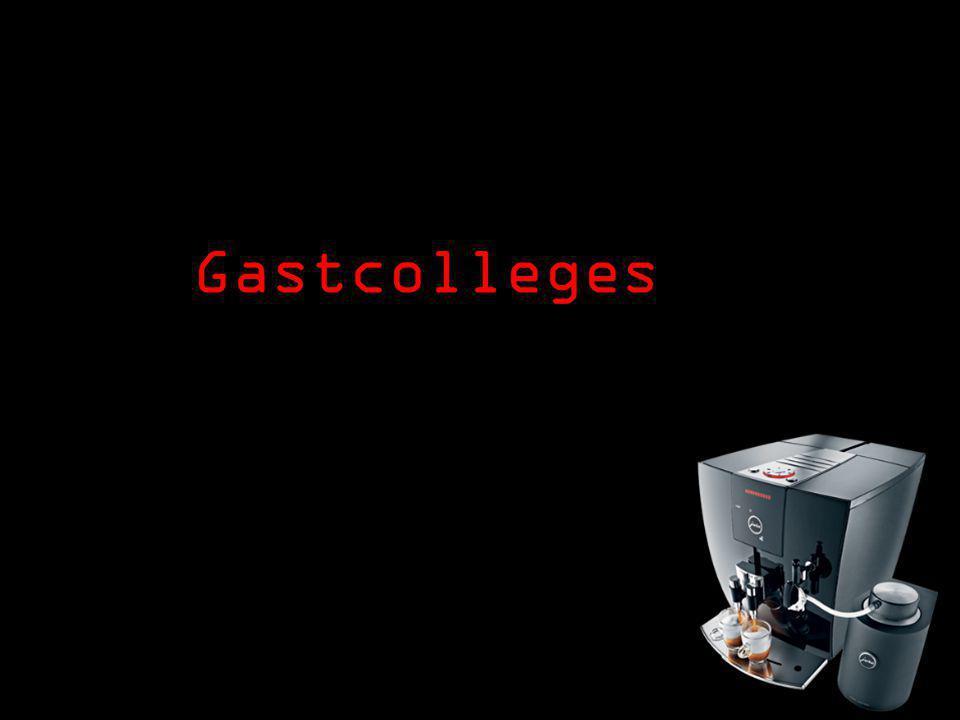 Gastcolleges