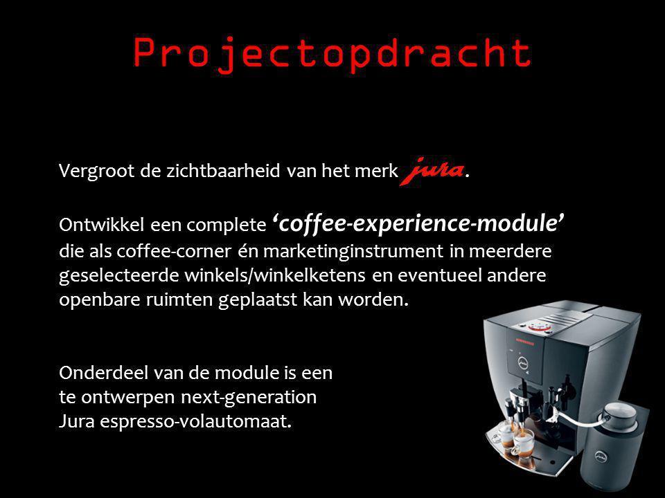 Projectopdracht Vergroot de zichtbaarheid van het merk.